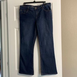 Natural Reflections, Bootcut jeans. 12P